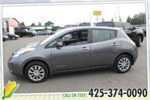 2014 Nissan Leaf for Sale in Everett, WA