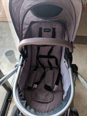 Evenflo stroller with bassinet. Car seat not included for Sale in Belmont, CA