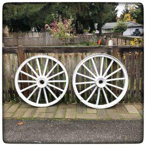 Wagon Wheels for Sale in Kirkland, WA