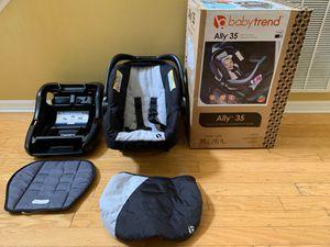 Twin Baby Stroller, Car Seat, Carrier Combo for Sale in Dunedin, FL