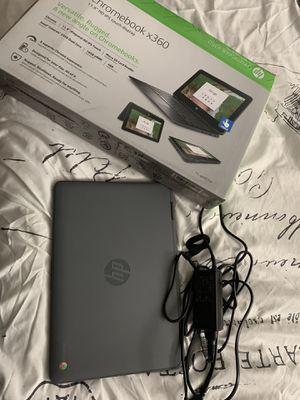 HP Chromebook x360 11.6in for Sale in Miramar, FL