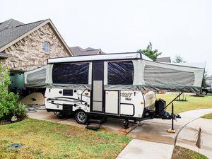 Flagstaff Popup Camper Travel Trailer HW27S/C 2015 for Sale in Richmond, TX