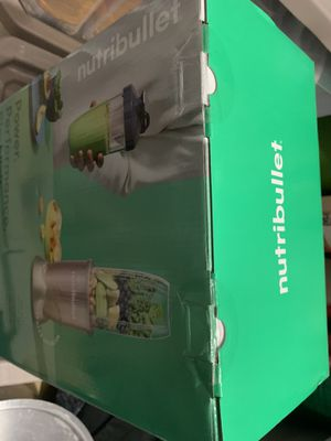 Nutrí bullet new for Sale in Aurora, IL