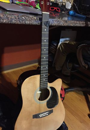 Huawind acaustic electric guitar for Sale in Laurel, MD