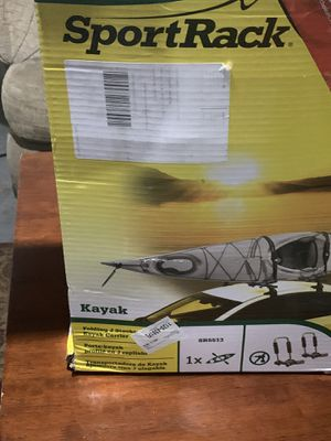 Kayak Rack for Sale in St. Louis, MO