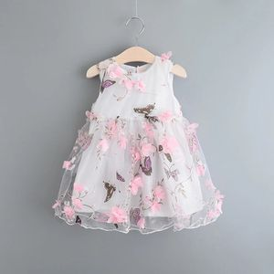 NWT butterflys 🦋 and flowers 🌸 Luxury baby girl dress for Sale in Chelmsford, MA