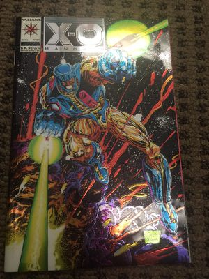 X-O manowar August no. 0 for Sale in Golden, CO