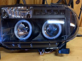 Toyota Tundra 07-14 LED Headlights for Sale in Marshall,  VA