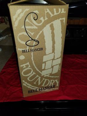 Longaberger Noel Bell & Wrought Iron Hanger for Sale in Louisville, KY