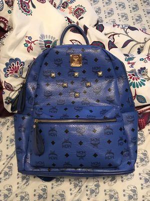 BLUE MCM BAG for Sale in Orlando, FL