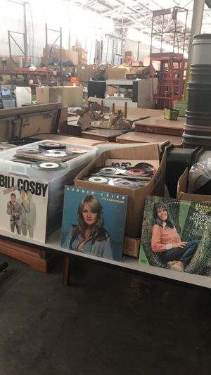 Album collection 45s and 78s over 200 for Sale in St. Louis, MO