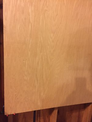3/4 inch oak plywood sanded cabinet grade 4'x5' for Sale in Bolingbrook, IL