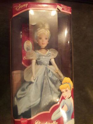 Porcelain Cinderella doll for Sale in Everett, WA