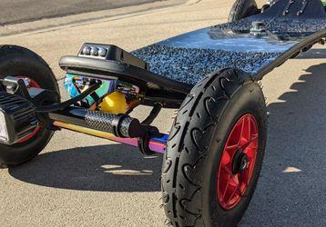 Electric Skateboard All Terrain Fully Custom for Sale in Rancho Cucamonga,  CA
