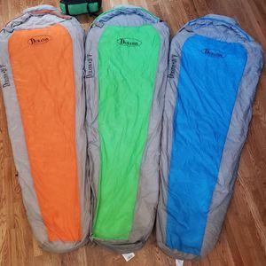 Duraton +20°F Mummy Sleeping Bag for Sale in Mill Creek, WA