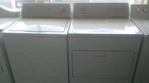Whirlpool Washer and dryer sets. for Sale in Tampa, FL
