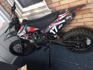 2017 Tao dirt bike for Sale in Wilmington, DE