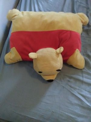 Pooh bear pillow pal for Sale in Norfolk, VA