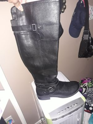 $30 OBO Guess Boots size 9, worn 3 times. for Sale in Perris, CA