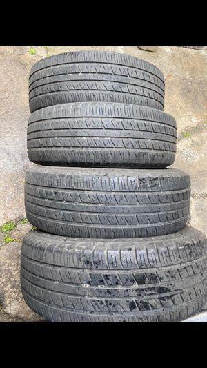 Falken tires 265-70-16. 85% (4) for Sale in San Diego, CA