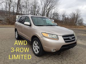 07 Hyundai Santa fe AWD Limited for Sale in WLKS BARR Township, PA