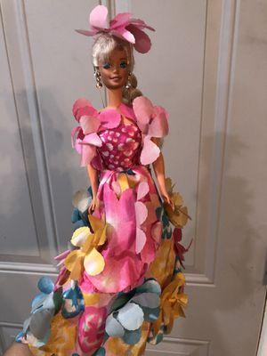 Flower barbie for Sale in Los Angeles, CA