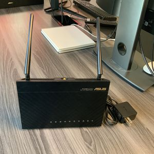ASUS RT-AC68U - AC1900 Dual Band Gigabit WiFi Router for Sale in Orange, CA