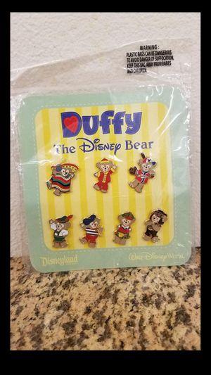 Disney Trading Pins - Duffy the Disney Bear Pin Set for Sale in Bremerton, WA