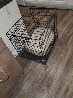 Dog crate for Sale in Hesperia, CA