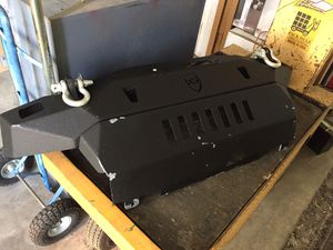 JCR front winch bumper for Jeep Wrangler JK for Sale in Chino, CA