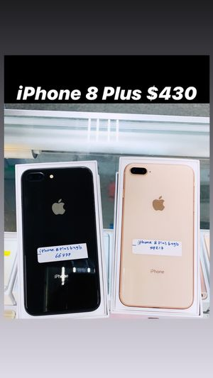 iPhone 8 Plus unlocked excellent condition! $430🔥 for Sale in Tampa, FL
