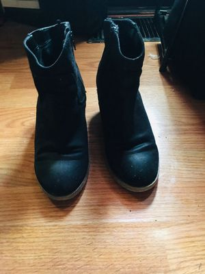 Black boots for Sale in West Peoria, IL
