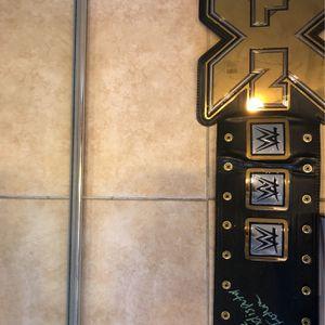 Wwe Nxt Belt for Sale in El Cajon, CA