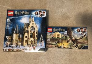 LEGO Harry Potter Bundle ClockTower for Sale in Chicago, IL