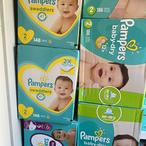 Pampers for Sale in Torrance, CA