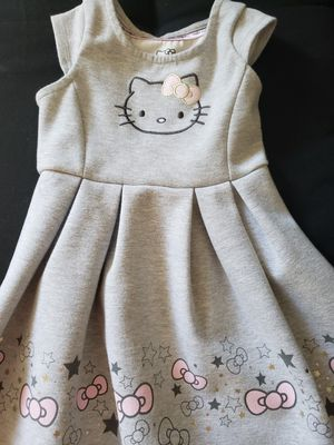 Hello kitty girl dress size 3t and 6X for Sale in Hialeah, FL