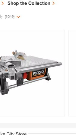 Ridgid Wet Tile Saw for Sale in Provo,  UT