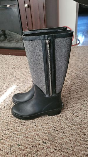 Time Tru Size 6 Rain Boots for Sale in West Friendship, MD
