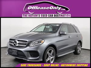 2017 Mercedes-Benz GLE-Class for Sale in Miami, FL