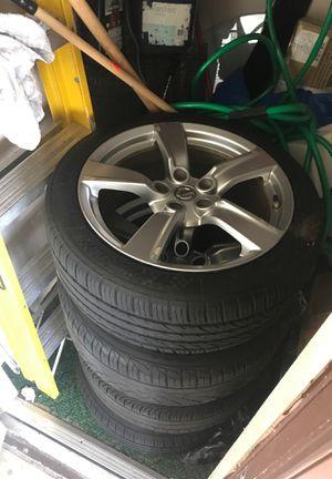 Stock 370z Rims 18 for Sale in Orlando, FL