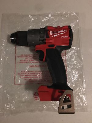Milwaukee m18 hammer drill !!!! Tool only !!!! Pick up only !!!! Please dont waste my time !!!! $149.00 Home Depot plus tax for Sale in Pennsauken Township, NJ