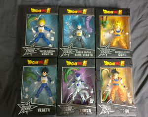 Dragon Ball Stars action figures $25 or 3 for $60 for Sale in San Jose, CA