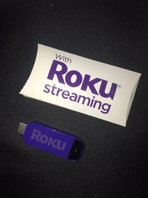 ROKU STICK FOR (MHL) HDMI for Sale in Glendale, CA