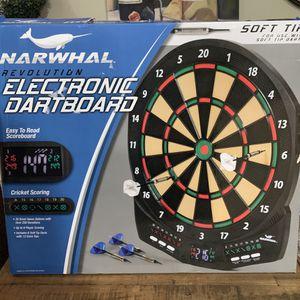 Electronic Dart Board for Sale in Covina, CA