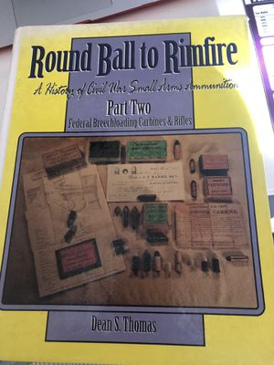 Civil war ammunition book for Sale in Manassas, VA