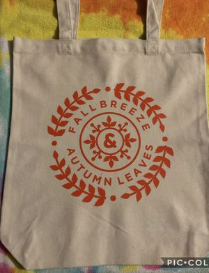 Fall themed tote bag for Sale in Fresno, CA