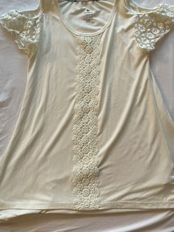 One Step Up Summe Ivory Top (Girls Medium) for Sale in Brooklyn,  NY