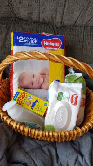 Baby diapers for Sale in Chicago, IL