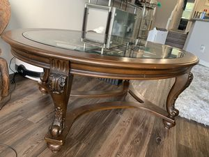 Wooden Coffee table for Sale in Delray Beach, FL