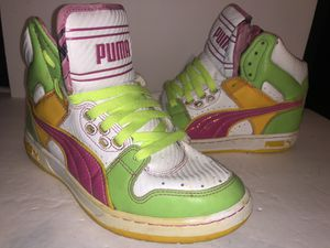 Puma high top sneakers size 6 for Sale in Dublin, OH